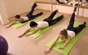 Гимнастика при грудном остеохондрозе