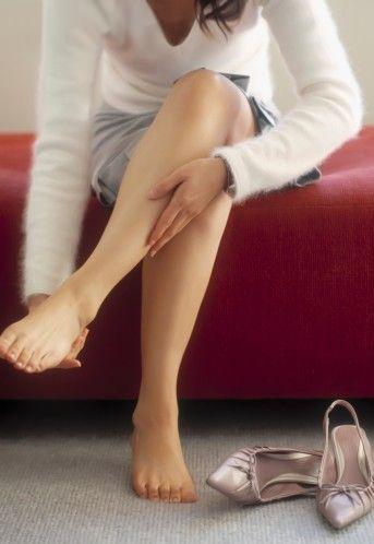 Онемение нижних конечностей при остеохондрозе поясничного отдела