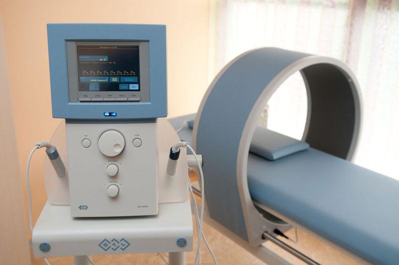 Аппарат, применяемый при магнитотерапии