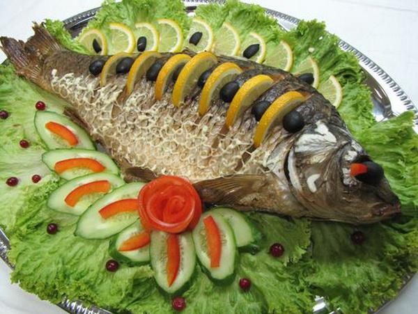 Блюда из рыбы полезны при остеопорозе