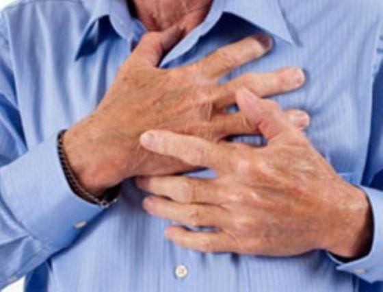 Боли в груди в районе сердца