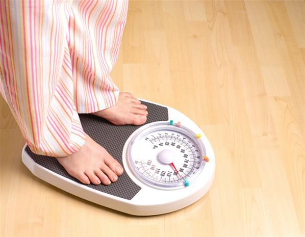 Лишний вес - одна из причин ВСД