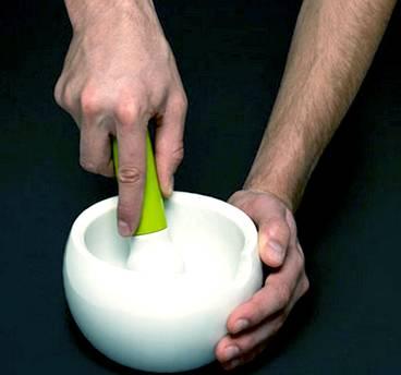 Приготовление кальциевой воды