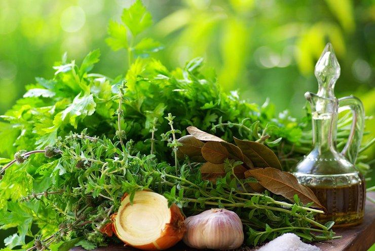 Лекарственные травы для настоя