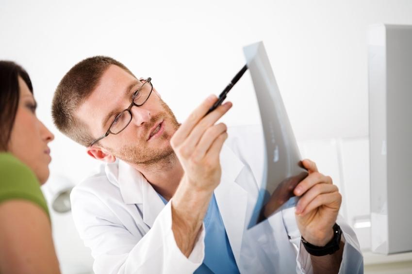 Постановка диагноза миозит врачом