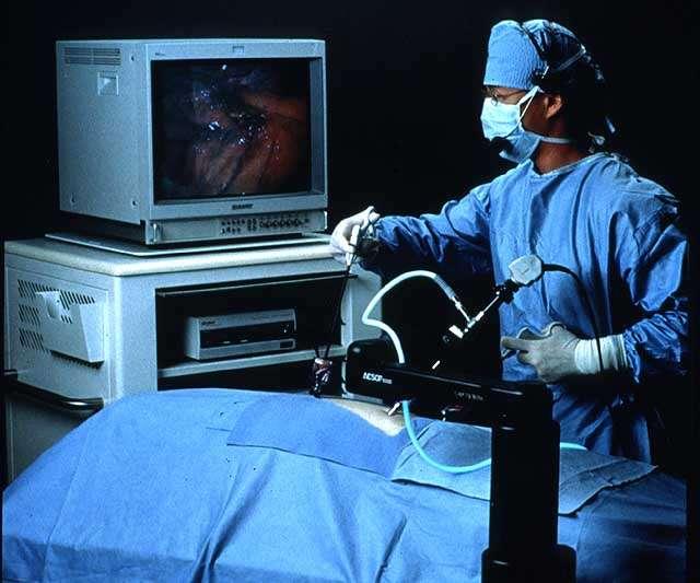 Эндоскопическая микродискэктомия - удаление грыжи