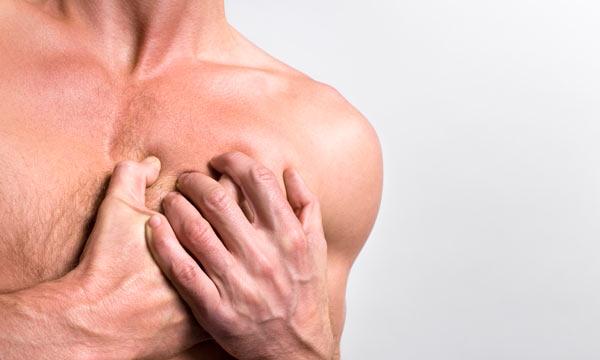 Боль за грудиной при грудном радикулите