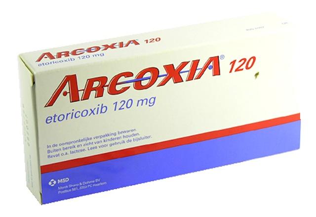 Аркоксия - противовоспалительный препарат