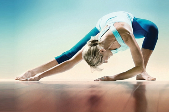 Йога при остеохондрозе позвоночника