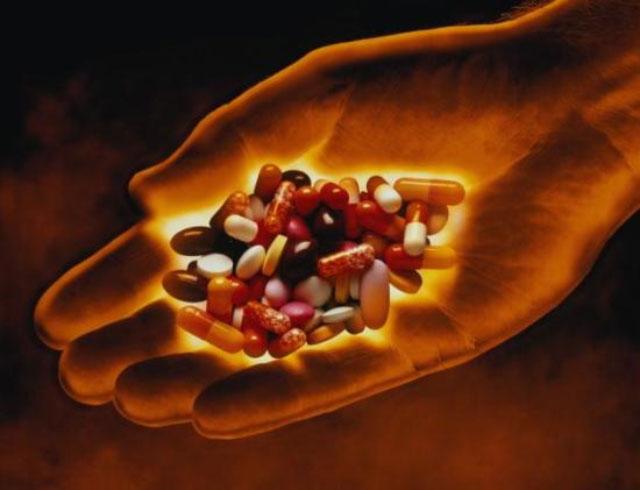 Медикаменты для лечения болей в груди