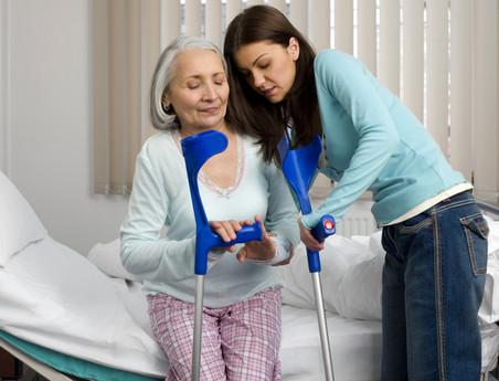 Остеопороз может привести к инвалидности