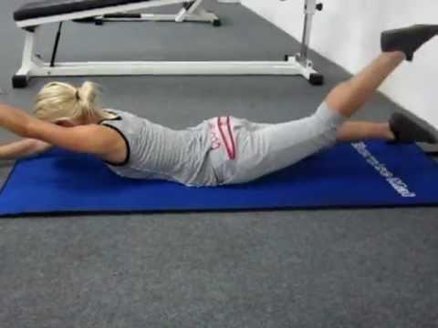 Гимнастические упражнения при сколиозе