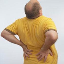 Острая боль в спине при люмбаго