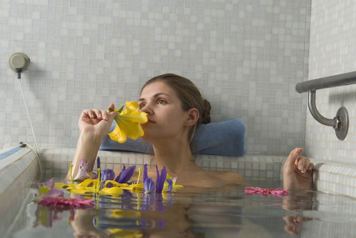 Ванны для борьбы с невралгиями